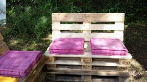 coussin pour canapé de jardin simplement simple coussin pour salon de jardin en palette coussin