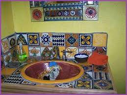 Mexican Tile Bathroom Designs 44 Best Mexican Tiles Images On Pinterest Mexican Tiles