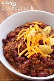best 25 easy crockpot chili ideas on pinterest slow cooker
