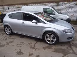 seat leon 2 0 tdi sport 5 dr hatchback 6 speed manual sports