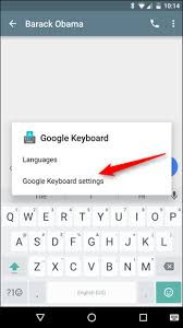 android change keyboard how to change keyboard s theme on android