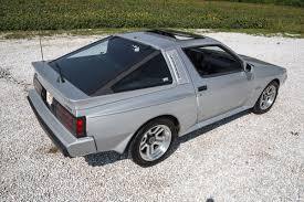 mitsubishi starion 1987 1986 mitsubishi starion fast lane classic cars