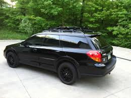 subaru outback custom bumper blacked out subaru outback custom outback legacy pinterest