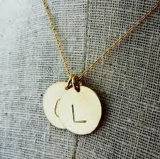 charm necklace letters images Best letter charm necklace photos 2017 blue maize jpg
