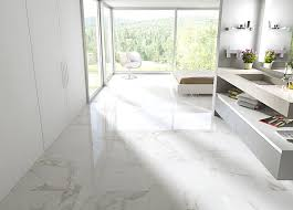 Carrara Marble Floor Tile Carrara Marble Tile Kitchen Floor Morespoons 9497ada18d65
