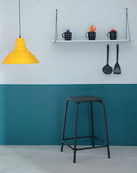 peinture mur cuisine peinture cuisine moderne 10 couleurs tendance côté maison