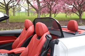 lexus convertible wind deflector chineseautoreview 車輪薦之 2015 寶馬 435i cabriolet 試車報告