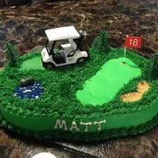 84 best golf cakes images on pinterest golf cakes golfers and