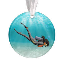 scuba diving gifts on zazzle