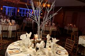 table archives page of decorating party winter wedding centerpiece