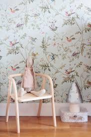 chambre fille romantique chambre fille vintage retro romantique vert menthe