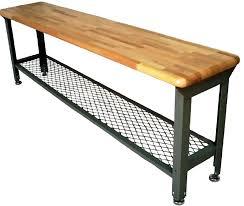 locker room bench pedestal home design ideas