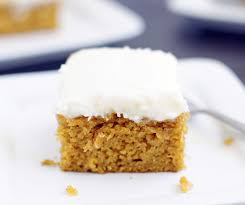 Pumpkin Bars With Cream Cheese Frosting 5boysbaker