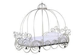 cinderella pumpkin carriage bed frame custom set furniture