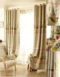 Blackout Nursery Curtains Uk by Kids Room Curtains Best 10 Inspiration Pink Valance For Curtain D