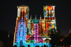 san fernando cathedral light show san fernando de bexar cathedral light show picture of drury plaza