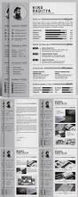 Resume Portfolio Template Mono Resume U2026 Pinteres U2026