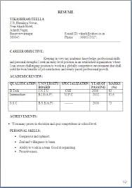 Sample Resume Download In Word Format by 19 Free Download Sample Resume In Word Format Academic