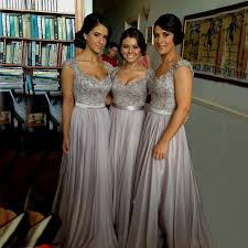 bridesmaid dresses silver blue and silver bridesmaid dresses naf dresses