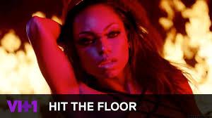 Hit The Floor Ahsha - hit the floor fire tease vh1 youtube