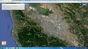 Great America Map San Jose by San Jose California Map