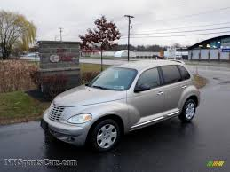 2004 chrysler pt cruiser in light almond pearl metallic 287501