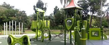 City Botanic Gardens City Botanic Gardens Playground Cbd Play Space Brisbane