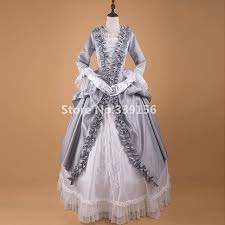 Halloween Costume Ball Gown Aliexpress Buy Halloween Civil War Gothic Victorian