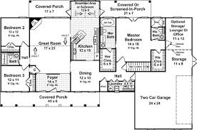 sunroom floor plans 3 bedroom 3 bath country house plan alp 05w0 allplans