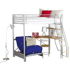 Loft Bed With Futon And Desk Bedroom Bunk Bed Futon Loft Bed With Futon Bakusearchfo