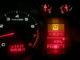 audi tt questions what does the light mean is wrong with car