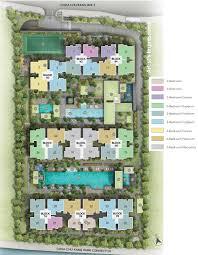 choa chu kang ave 5 inz residence site plan