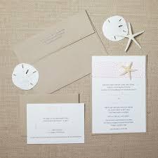 wedding invitations perth designs simple starfish wedding invitations perth with image