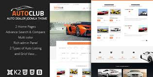 auto club responsive car dealer joomla template by dasinfomedia