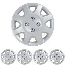 nissan altima 2013 hubcaps wheel covers set 14 u0026 034 silver hubcaps wheel cover oem