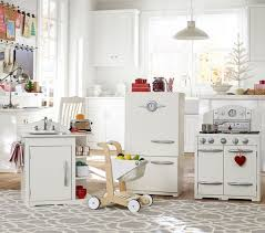 white retro kitchen collection