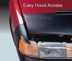 nissan altima front bumper replacement amazon com lebra front end cover nissan altima vinyl black