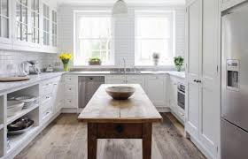 oak cabinet kitchen ideas oak wood kitchen cabinet grey tile backsplash white frame window and