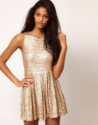 sparkling dresses for new years gold sequin dresses oasis fashion