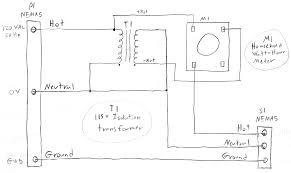functional schematic differential voltmeter wiring diagram