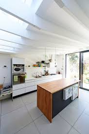Sleek Kitchen Design Snazzy Contemporary Extension Transforms Beautiful Brussels Home