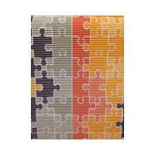 tappeti a metraggio tappeto con mosaico colorato passatoia al taglio al metro brico casa