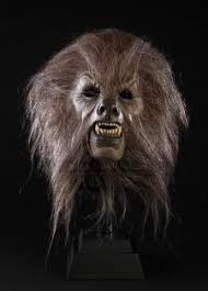 Werewolf Mask The Wolfman 2010 Lawrence Talbot Stunt Werewolf Mask Current