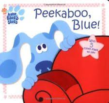 blues clues baby book ebay