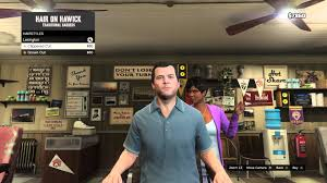 grand theft auto v xbox one first person hair on hairwick