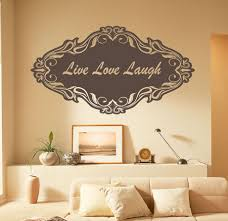 live laugh love art online shop live laugh love art word wall stickers for kids rooms