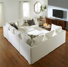 Mitchell Gold Sectional Sofa Dr Pitt Sectional Contemporary Family Room By