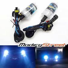 fog light bulb replacement 5202 2504 h16 9009 10000k deep blue xenon hid replacement light