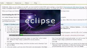 android sdk eclipse android tutorial lessons 1 installing eclipse and sdks