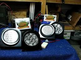 hog hunting lights for feeder hog hunt boar hunting light red led feeder mount hoglight